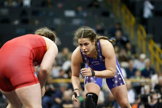 Denver's Adeline Gray qualifies for Olympics in wrestling after decisive win over Victoria Francis
