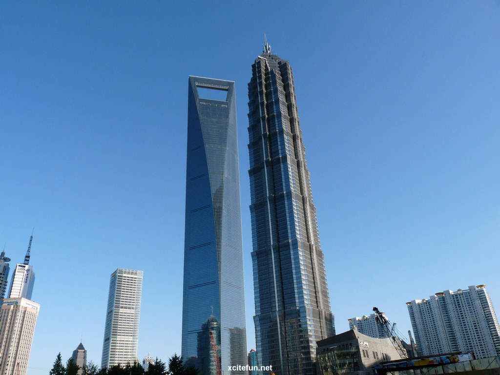 World Financial Center Shanghai  Full Detail amp Images