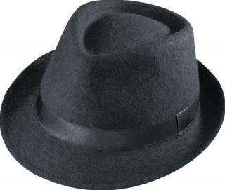 Henschel Melton Wool Gentleman Fedora Hat