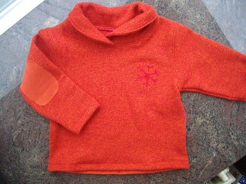 knit sweater by oddwise
