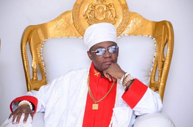 'Criminals Building Camps In Edo Forests' — Oba Of Benin