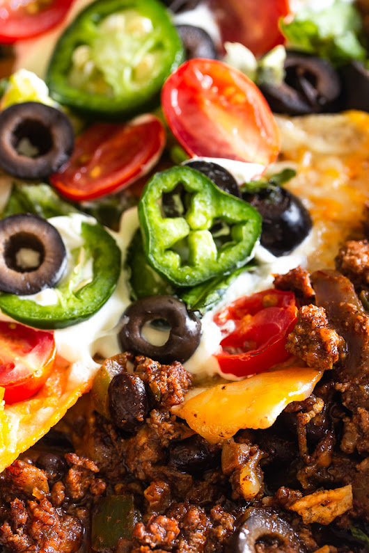 Cheesy Low Carb Ground Beef Taco Bake Casserole