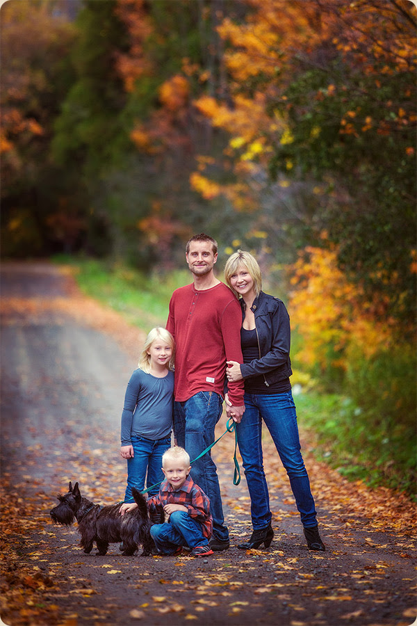 The Golden Family Kawartha Lakes Ridout Photography