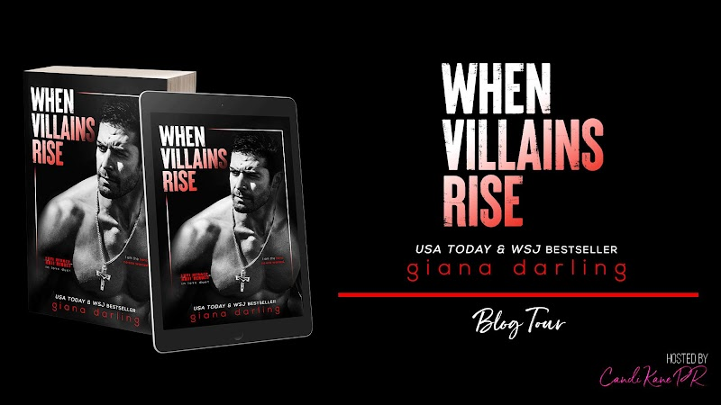 Blog Tour: When Villains Rise by Giana Darling