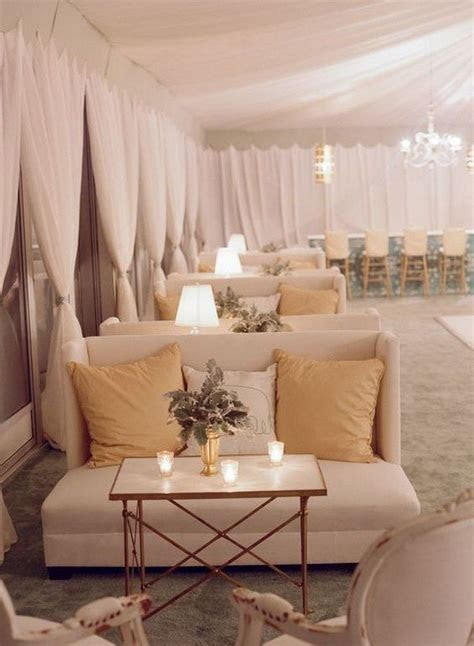 20 Creative Wedding Reception Lounge Area Ideas   Page 3