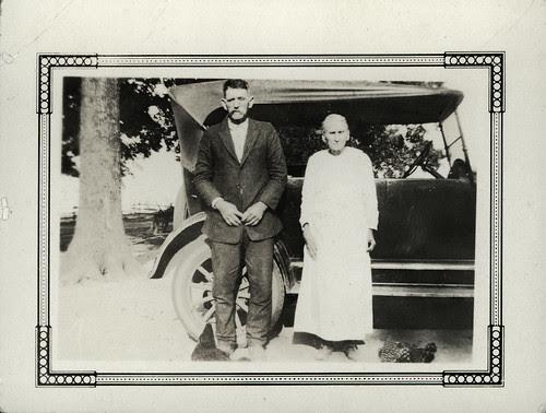 Man, Woman, Car