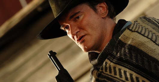 Quentin Tarantino Shelves 'The Hateful Eight' After Script Leak