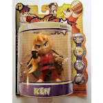 Street Fighter Jr. Ken Action Figure
