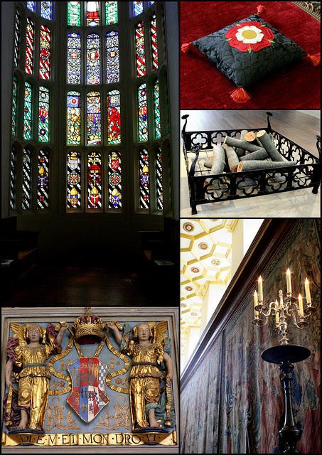 Hampton Court Palace, interior