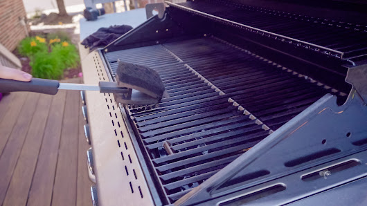 How To Clean A Grill Properly
