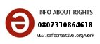 Safe Creative #0807310864618