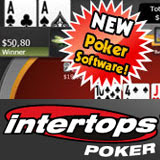 Intertops Poker Launches Slick New Poker Software with Sophisticated Tournament Tools