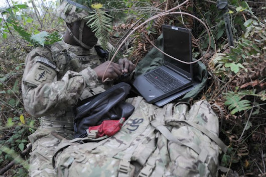 US Army Races To Build New Cyber Corps