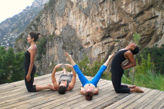 Get Your Move On in Positano with a Yoga Retreat! | Ciao Amalfi