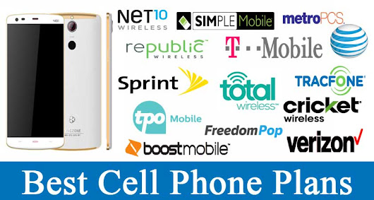 Best Cell Phone Plans In 2018 (Cheap And Unlimited Plan)