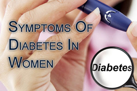 Common Signs of Diabetes in Women