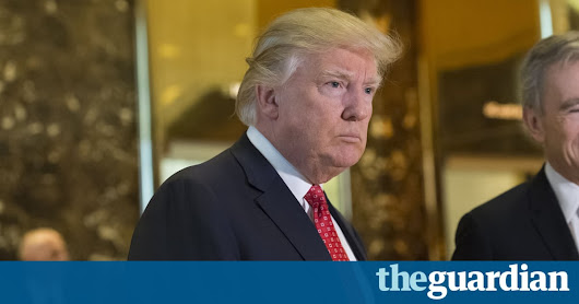 FBI chief given dossier by John McCain alleging secret Trump-Russia contacts | US news | The Guardian