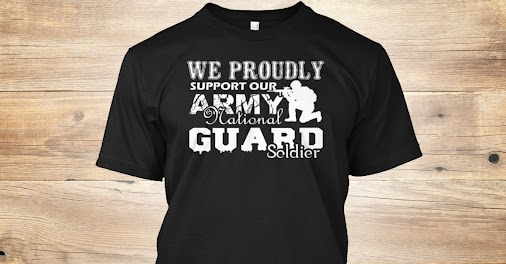Army National Guard Soldier Shirt Check out: https://teespring.com/national-guard-army  #armedforcesday...
