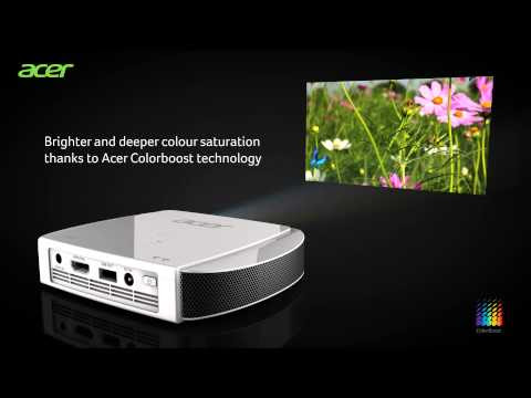 Acer C205 Pocket Projector Wins iF Design Award 2015