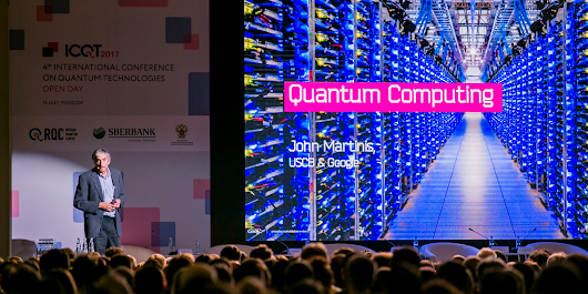 5 of the coolest things we heard about the future of technology at Moscow's quantum tech summit