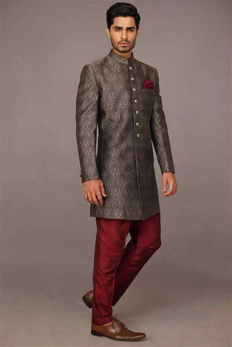 Wedding Sherwani Designs For Mehndi In 2019   FashionEven