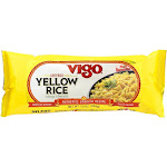 Vigo Yellow Rice - 10 Ounce -PACK 12