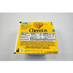General Mills Cheerios Cereal Bowl Pak - Toasted Whole Grain Oat Cerel, 0.69 Ounce - 96 per case.