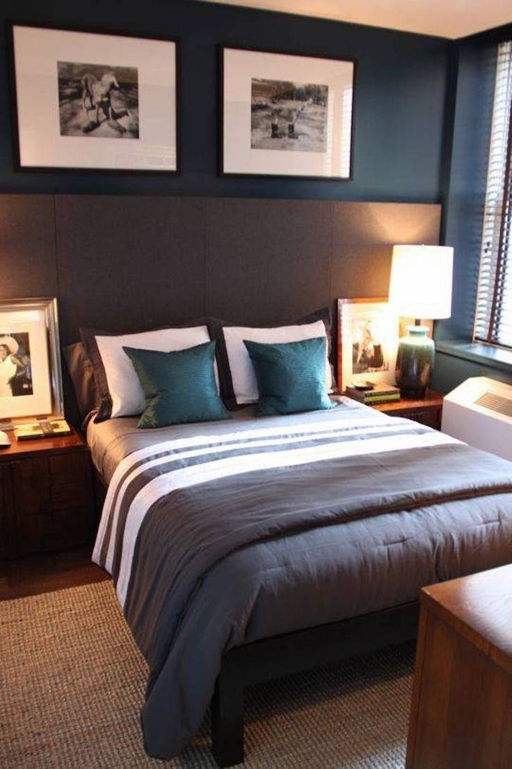 17 Amazing Teal And Brown Bedroom Ideas To Try | Interior God