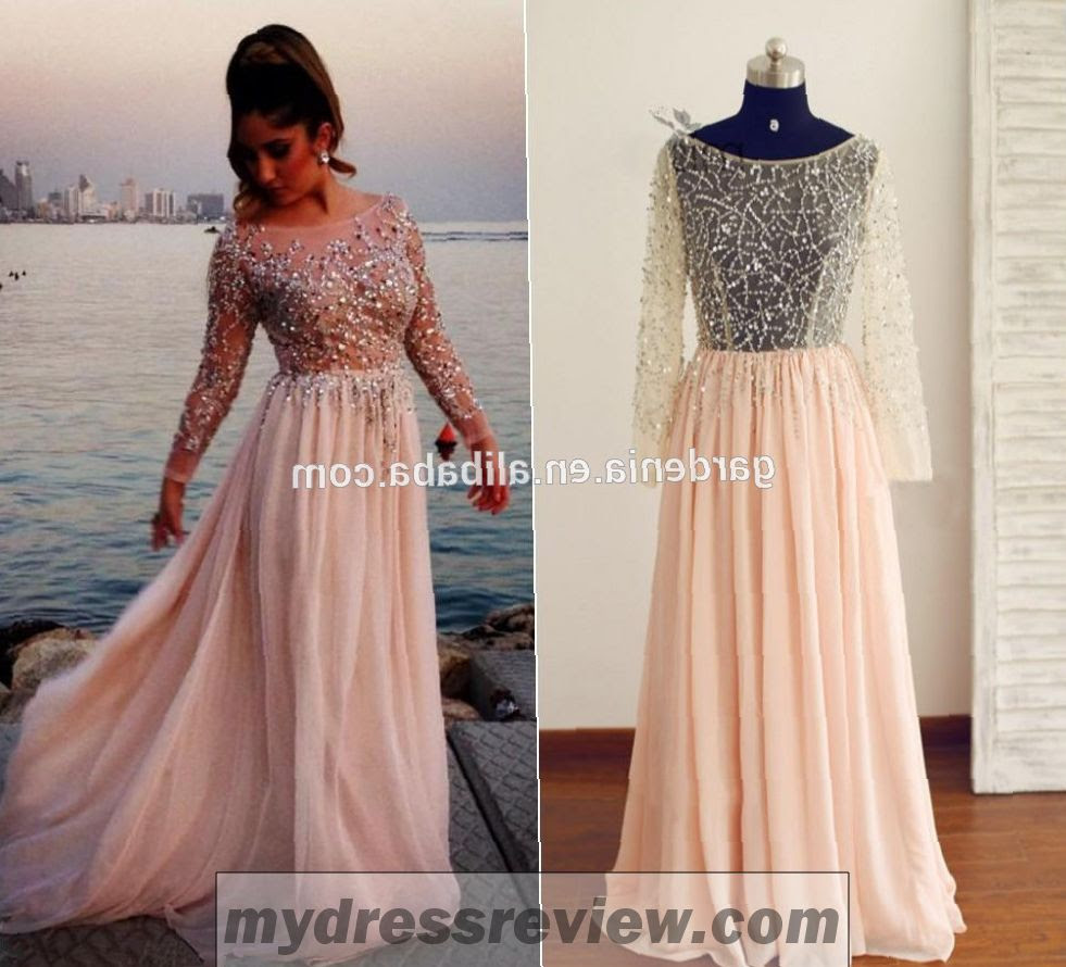 One Piece Long Dresses For Party New Trend 2017 2018 Mydressreview