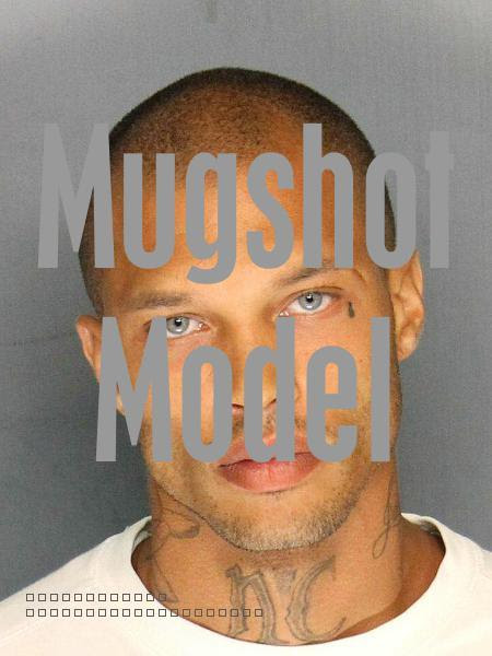 Mugshot Model - by Mario Monti