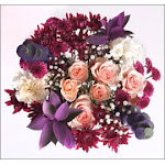 Wedding Centerpiece 12 Wedding Bouquets Free Shipping by GlobalRose
