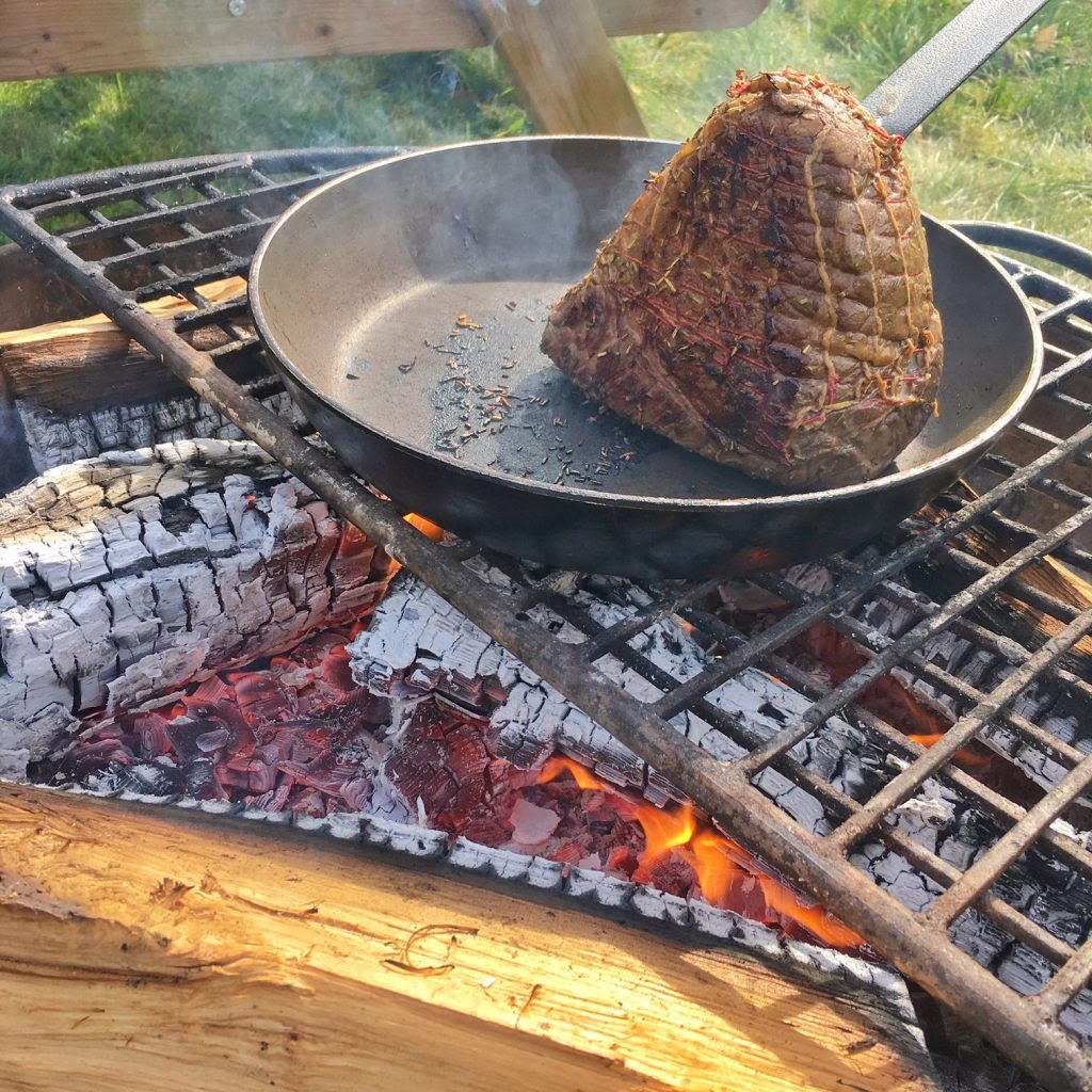 Review: Glamping With Lantern And Larks Meat Meatopia
