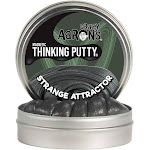Crazy Aaron's Strange Attractor Magnetic Thinking Putty