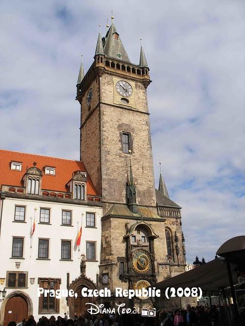 Astronomical Clock 01