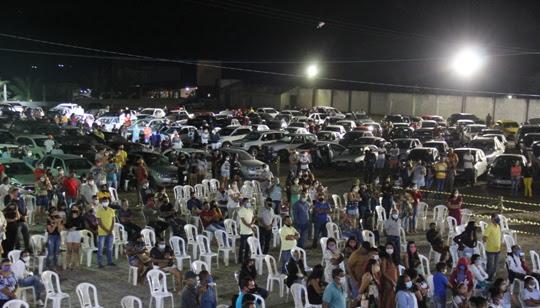 Foto: Raimundo Mascarenhas/Calila Notícias