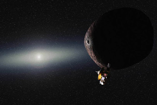 NASA's New Horizons Team Selects Potential Kuiper Belt Flyby Target
