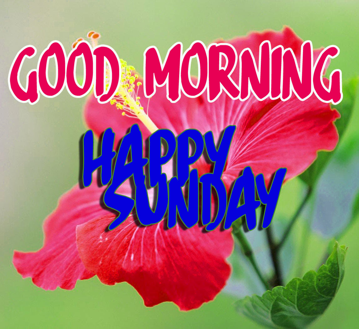 Sunday Good Morning Wishes Pics Download