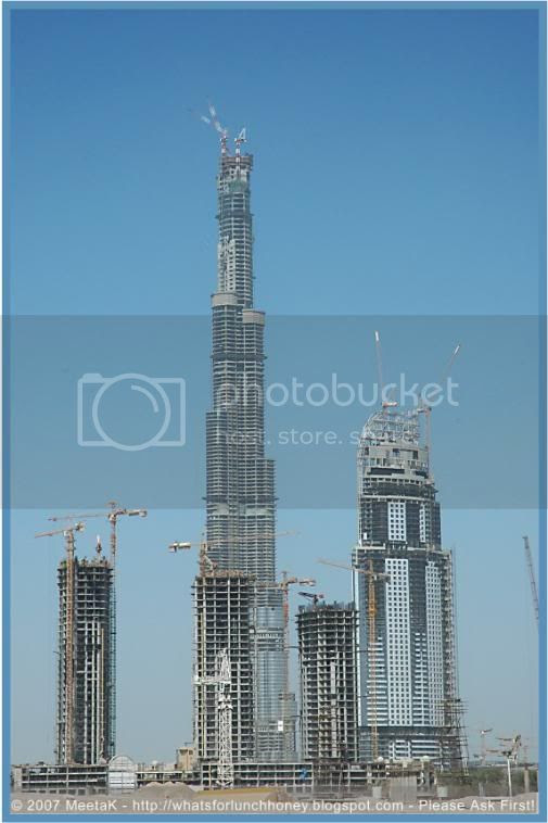 Burj Dubai(02) by MeetaK