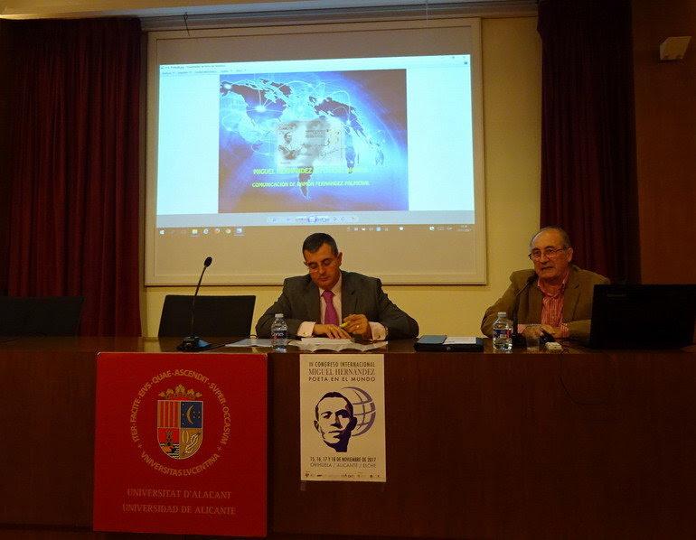 Aitor Larrabide y Ramón Palmeral (a la derecha imagen)