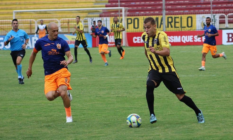 Octávio teve fase de destaque no Voltaço, mas não se firmou (Foto: Pedro Borges/Fair Play Assessoria)
