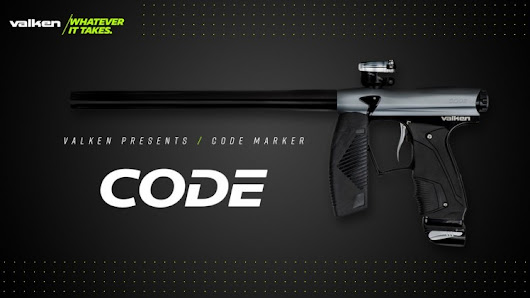 Valken Code Paintball Marker
