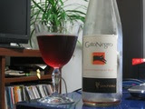 安ワイン「クロネコ・ロゼ」