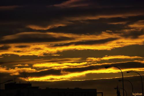 Sunset 4 by lujaban