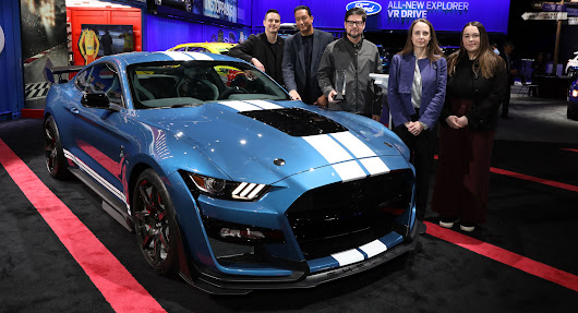 Ford Could Build A Manual 2020 Mustang Shelby GT500, If Enough Of You Ask For It | Carscoops