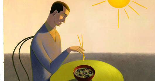The Food That Helps Battle Depression - WSJ