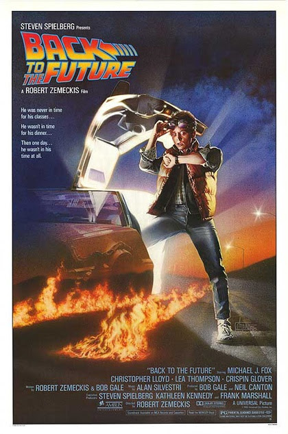 Image result for Back to the Future Robert Zemeckis