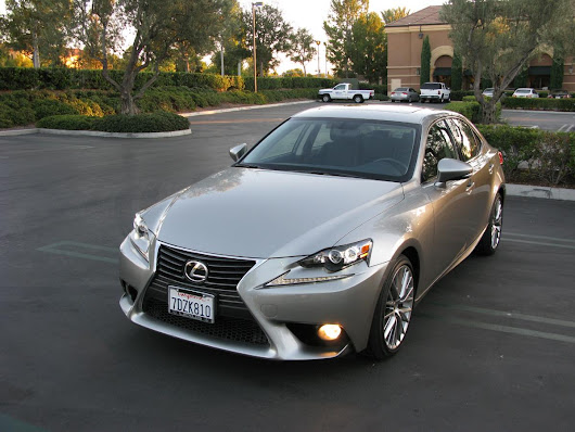 2016 Lexus IS Sedan Goes Turbocharged, IS200t Confirmed - YouWheel.com - Car News and Review