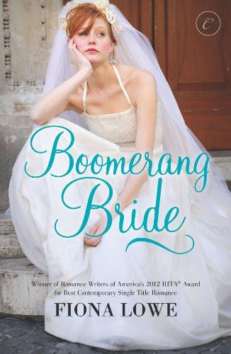 Boomerang Bride by Fiona Lowe