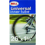 """Bell Sports Universal Bicycle Inner Tube, 26"""""""