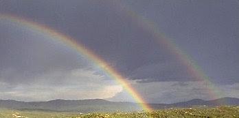 El fenómeno del arco iris